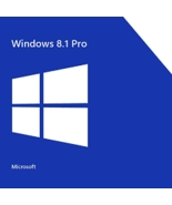 MS Windows 8.1 PRO Professional 32/64 Bit Genuine License KEY - $17.99