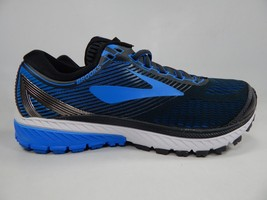 Brooks Ghost 10 Size US 8 M (D) EU 41 Men's Running Shoes Blue 1102561D056