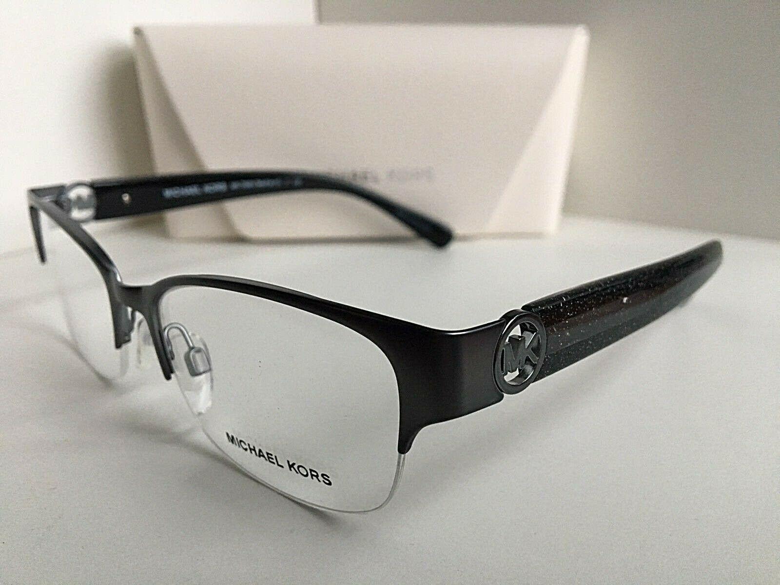New MICHAEL KORS MK 6007 7510 52mm Gray Women's Eyeglasses Frame