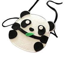 Koala Superstore Panda Shoulder Bag Handmade Kids Daily Wear Non-woven F... - $11.87