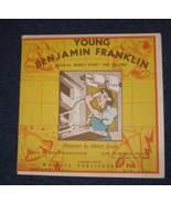 Young Benjamin Franklin script 1942 musette - $16.99