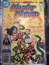 Wonder Woman #277 DC Comics 1981 The Kobra Ultimatum Huntress Feature  - $4.31