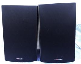 Polk Audio T15 Bookshelf Speakers - Black