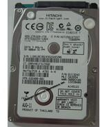 "HITACHI HTS723225A7A364 250GB 2.5"" 3Gbps SATA 7200 RPM 7MM Hard Drive - $39.15"