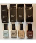 Avon NailWear Pro Nail Enamel CHOICE Retired Shades Polish Pink Blue Gre... - $14.99