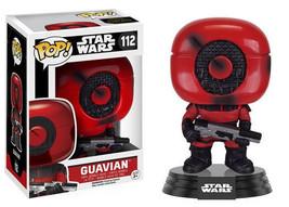 Star Wars The Force Awakens Guavian Vinyl Pop Figure Toy #113 Funko New Nib - $7.84