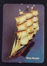 1972 Milton Bradley Seance Game - SHIP MODEL Card ONLY - $18.00