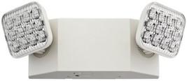 Lithonia Lighting EU2 LED  2-Light White LED Emergency Fixture with 90 M... - $57.63