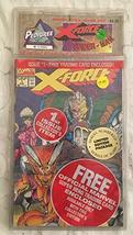 X-Force 1-4 Spider-Man #16 Limited Edition Collector's Set Includes Trading Card - $49.45