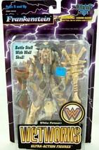 McFarlane Toys Wetworks Series 2 Frankenstein Re-Paint Purple - $16.89
