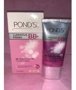 Pond's Luminous Finish BB Plus Cream With SPF 15 Light Shade1.5 Ounce - $32.11