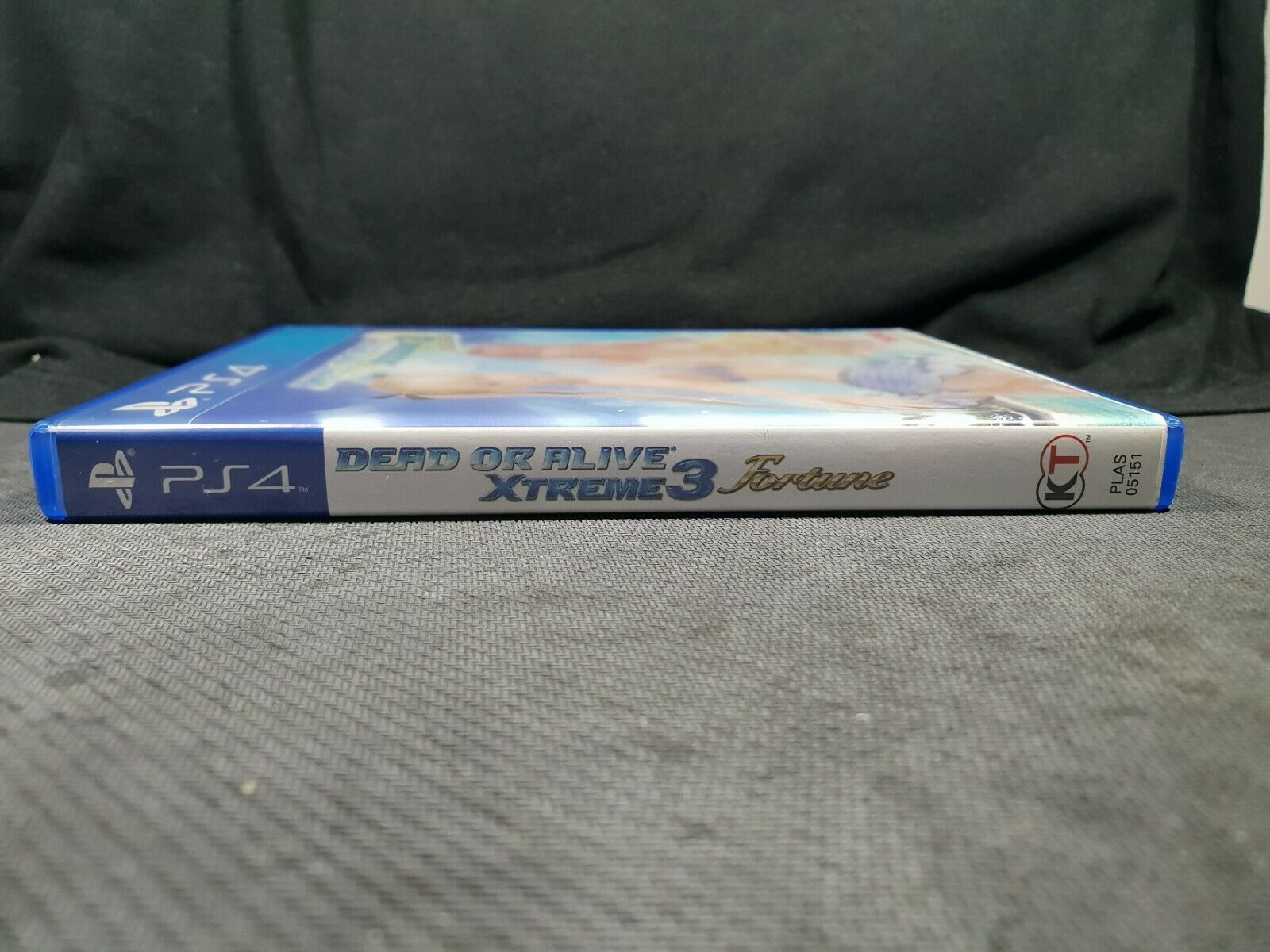 (ASIA ENGLISH VERSION) PS4 Dead or Alive Xtreme 3 Fortune (CIB/Used Game)