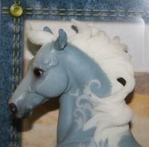 Breyer  Blue Denim  *LIBERTY*  Limited to 3000  NIB  Blue Swirl Decorato... - $79.99