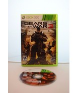 XBOX 360 Gears of War 3 Video Game - $8.41
