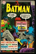BATMAN #183-1966-DC-2ND POISON IVY-very good VG - $37.83