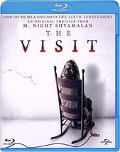 The Visit [Blu-ray + DVD]