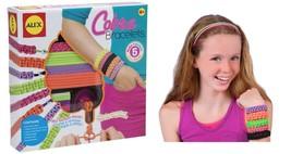 ALEX Toys DIY Wear Cobra Bracelets Arts and Crafts Kids Boys Girls Toys - $9.85