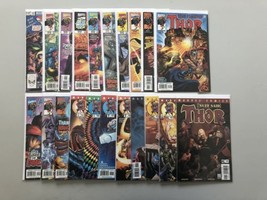 Lot of 20 Thor (1998-2004 2nd Series) from #10-44 - $44.55
