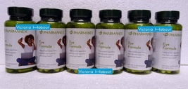 Six pack: Nu Skin Nuskin Pharmanex Eye Formula 60 Capsules SEALED x6 - $228.00