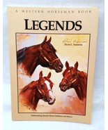 Legends Outstanding Quarter Horse Stallions and Mares by Diane Simmons 1... - $7.99