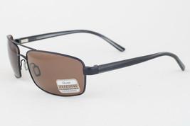 Serengeti San Remo Satin Black / Polarized Drivers Sunglasses 7605 - €176,43 EUR