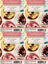ScentSationals Ice Cream Shop Wax Cubes - 4-Pack - $24.45