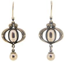 Georg Jensen Sterling 2013 Earrings (#J3900) - $450.00