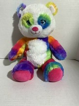 Build A Bear Workshop Tie Dye Plush Bear - $4.04