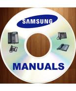 SAMSUNG PROSTAR SVMI 816 DSC PBX Telecom System User Manual Install MANU... - $14.95