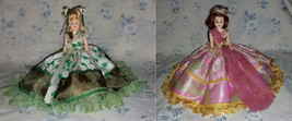 "FREE Ship-Rare 50's Vintage Lestoil Doll ""Irish Colleen"" or ""Queen Eliza... - $11.30"