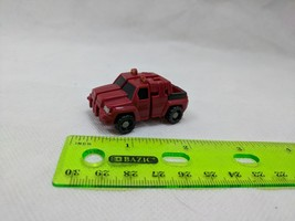 Transformers Minicon DRIVETRAIN Red Truck 2010 Decepticon - $5.00