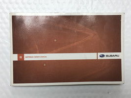 2008 Subaru Impreza Owners Manual Guide Book PN:MSA5M0813A P483B - $12.68