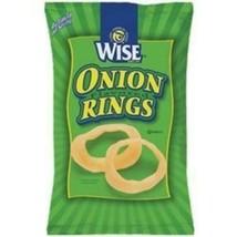 Wise Foods Crispy Onion Rings 5 oz. Bag (3 Bags) - $22.70