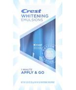 Crest Whitening Emulsions Leave-On Teeth Whitening Treatment 0.35 OZ - $40.58