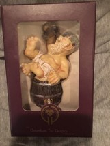 1998 GUARDIAN OF THE GRAPES BOTTLE STOPPER CORK COLLECTION NIB WINE THINGS - $14.84