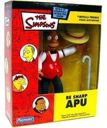Mail Away Exclusive WOS Be Sharp Apu Figure the Simpsons - $19.17