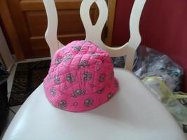 Vera Bradley sun hat in retired pink bandana pattern - $24.00