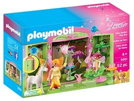 PLAYMOBIL Fairy Garden Play Box - $20.04