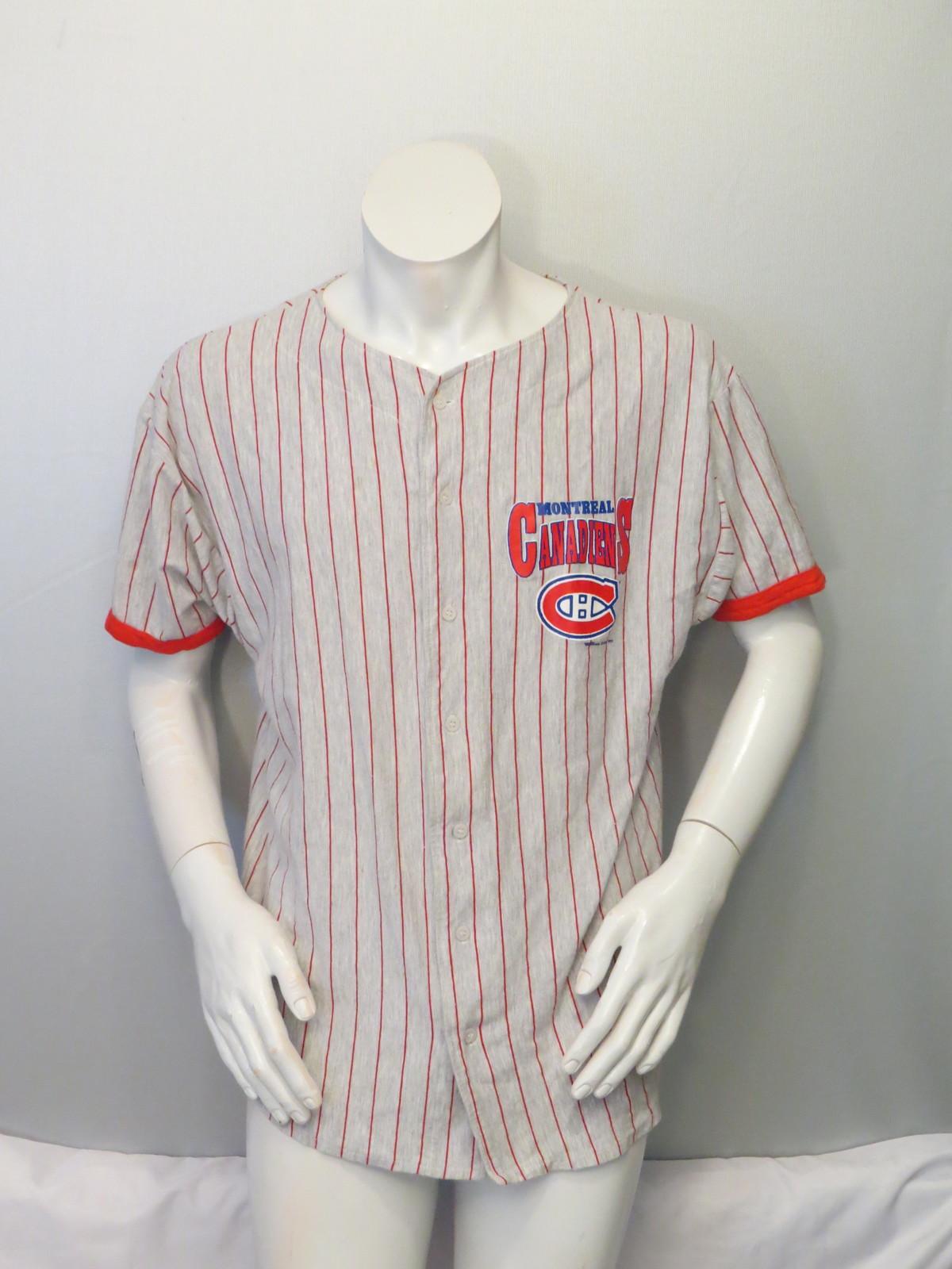Montreal Canadiens Baseball Jersey - Pin and 27 similar items. Img 8311 96979dd50