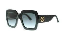Gucci Women Square Sunglasses GG0102S  54mm Authentic - $189.15+