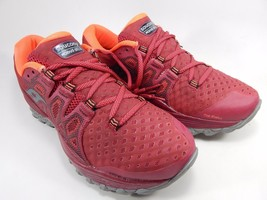 Saucony Xodus ISO 2 Women's Running Shoes Size US 8 M (B) EU 39 Berry S10387-1