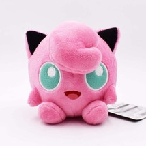 12cm Jigglypuff Pokemon Plush Toy Video Game Plush Nintendo Plush Soft Plush Vid - $76.05