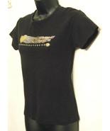 Harley Davidson T Shirt Large Youth (small ladies) Factory Tour Wisconsi... - $19.75