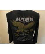 Black Point Zero HAWK Cotton Thermal L/S Shirt  Womens XL Very Nice - $23.27