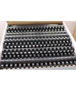 "NEW GBC CombBind Cerlox Standard Spines  3/4"" Binding Comb 160 Sheet Box... - $23.65"