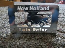 Twin Île Plante New Holland Rotor de Moissonneuse-Batteuse Ferme Publici... - $46.17