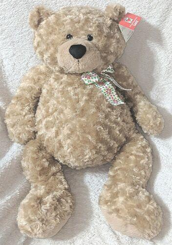 GANZ HX11091 Hayden Light Brown 26 Inch Polyester Fiber Cuddly Bear