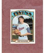 1972 Topps # 515 Bert Blyleven Minnesota Twins Nice Card - $2.99