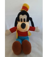 "Vtg Disney Goofy 15"" Plush Disneyland Stuffed Animal - $8.18"