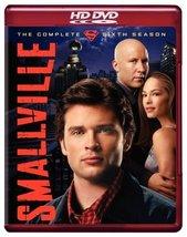 Smallville: Season 6 [HD DVD] [HD DVD] image 1